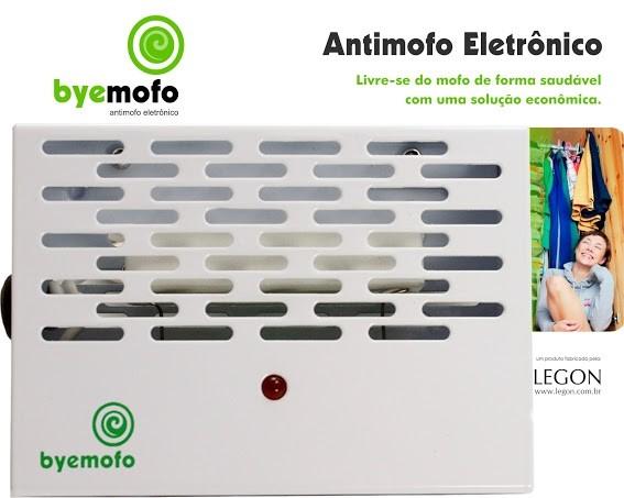 Foto2 - Aparelho Antimofo Eletrônico Byemofo