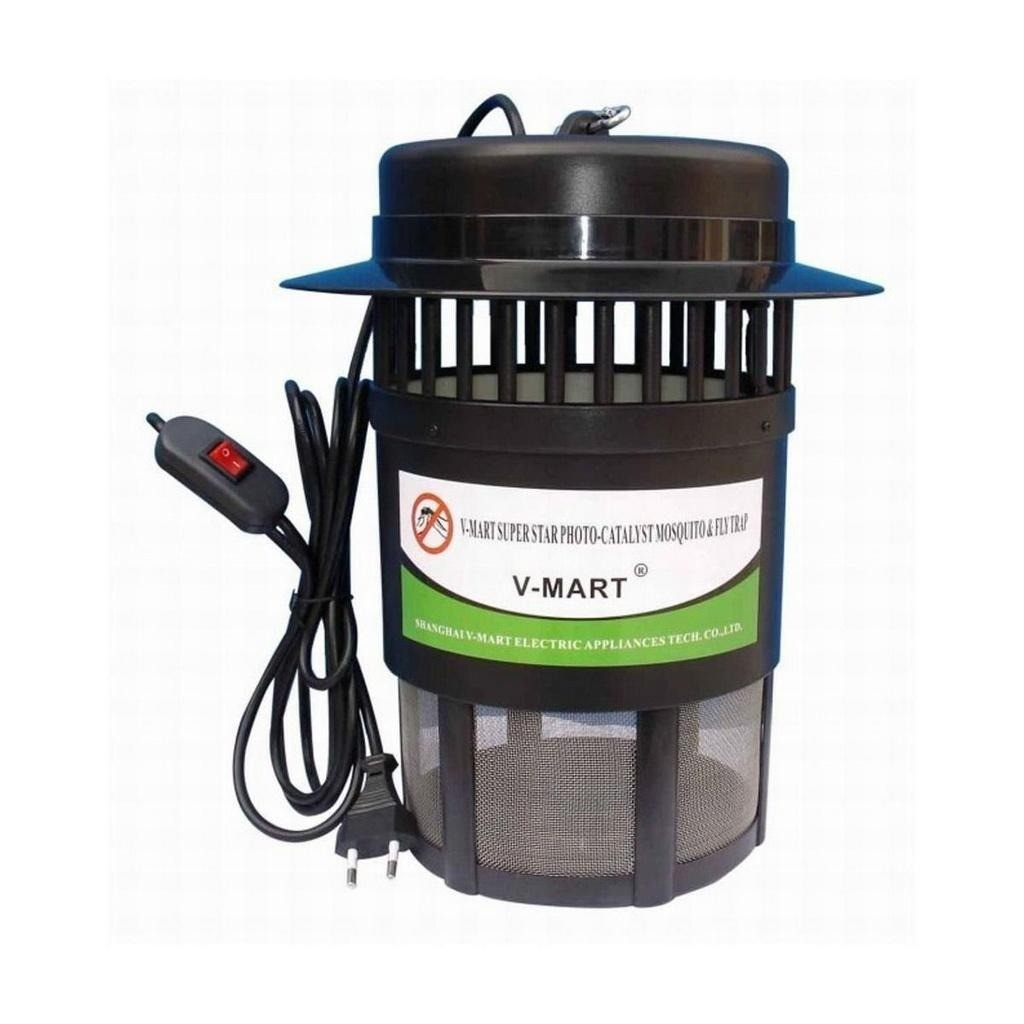 Foto3 - Armadilha Elétrica Mata Mosquitos Pernilongos 120m²