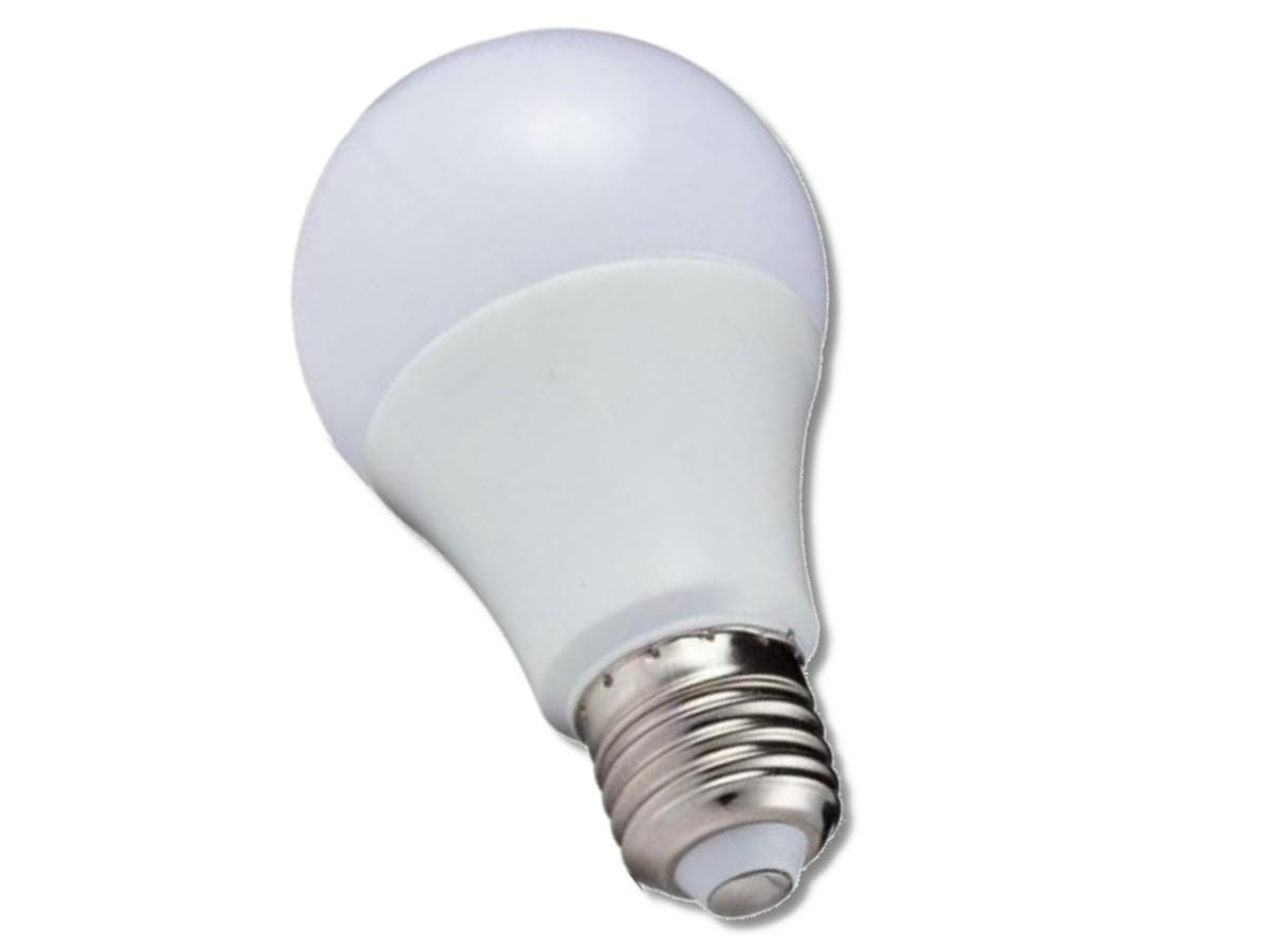 Foto2 - Kit 5Un Lâmpada LED Bulbo Autodimerizável 12W Não Precisa de Dimmer