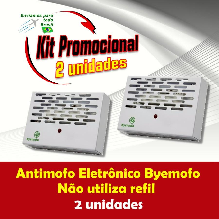 Foto 1 - Kit Byemofo Antimofo Eletrônico 2 Unidades