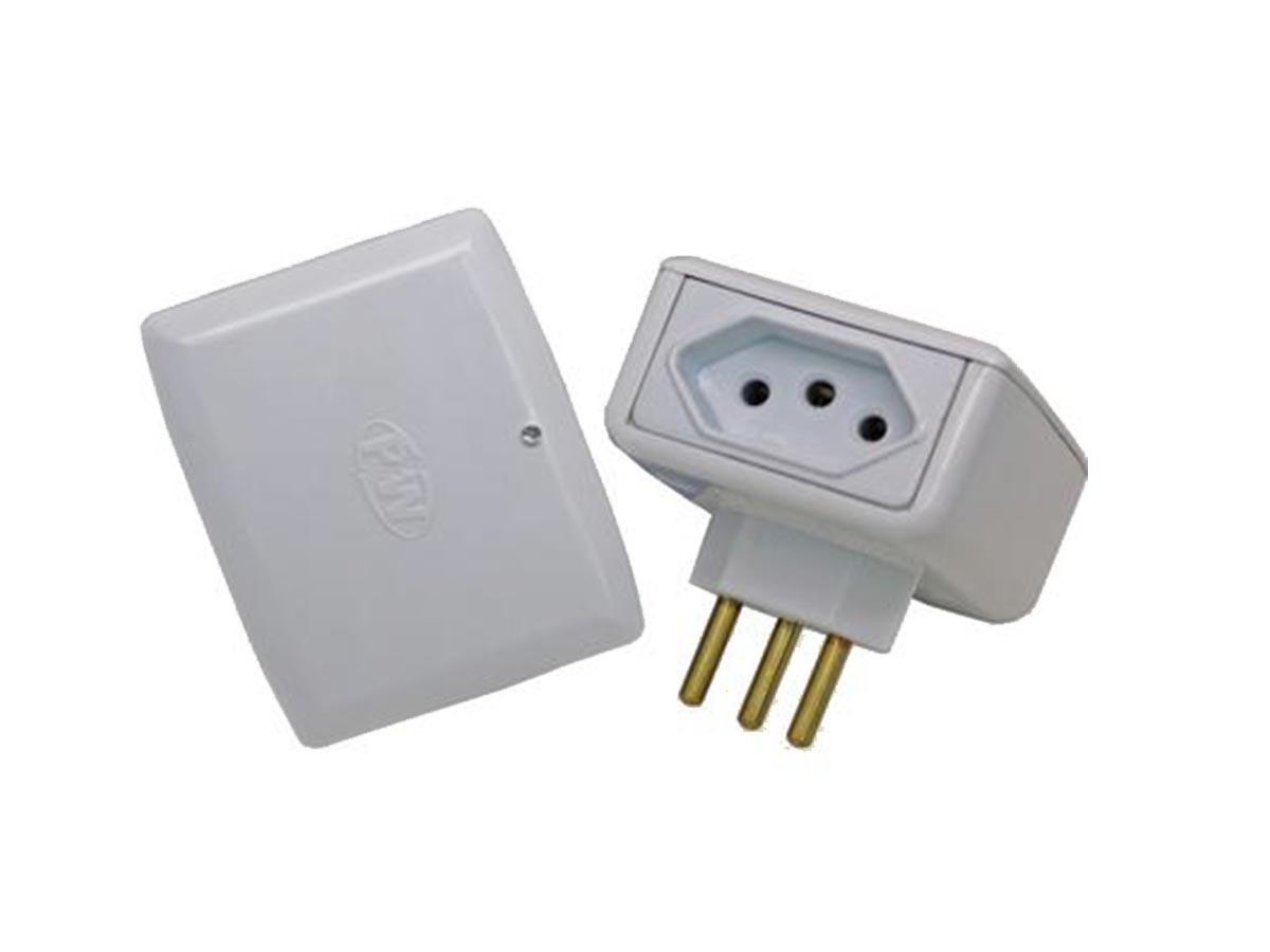 Foto 1 - Kit Proteraio Protetor de Raio 1un Eletro 10A 127V 1un Eletro 20A Bivolt
