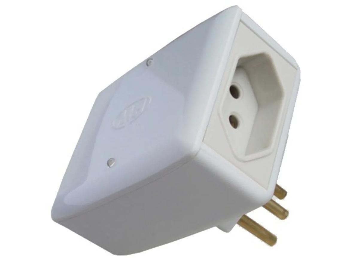 Foto2 - Kit Proteraio Protetor de Raio 1un Eletro 10A 127V 2un Eletro 20A Bivolt