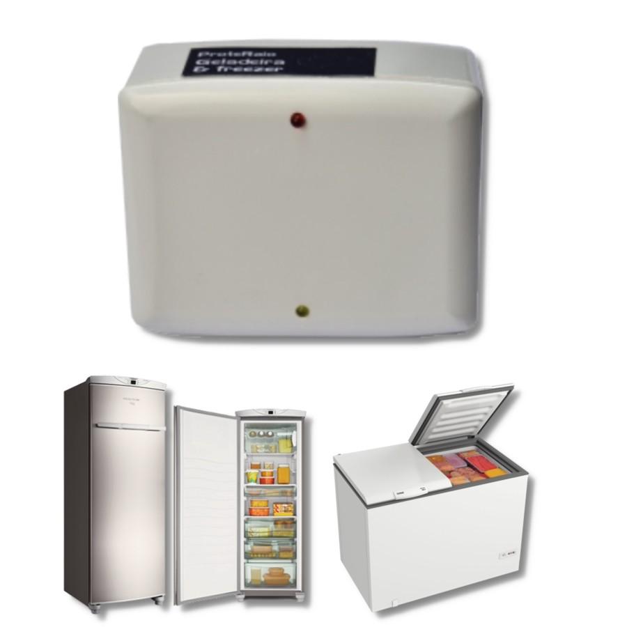 Foto3 - Kit Protetor de Raio para Geladeira e Freezer 3 Unidades