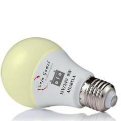 Foto2 - Lâmpada Led Bateria 12V / 24V - 9W 800 Lumens Amarela