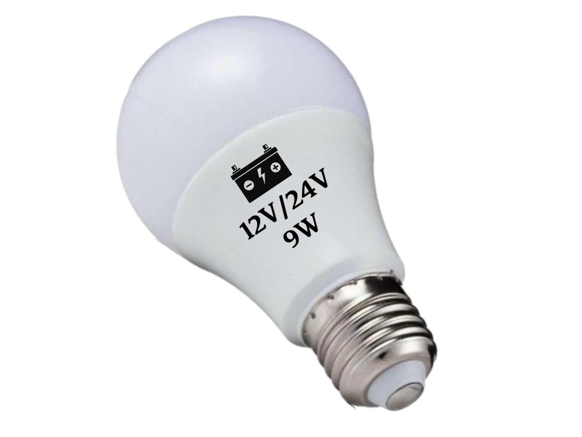Foto4 - Lâmpada Led Bateria 12V / 24V