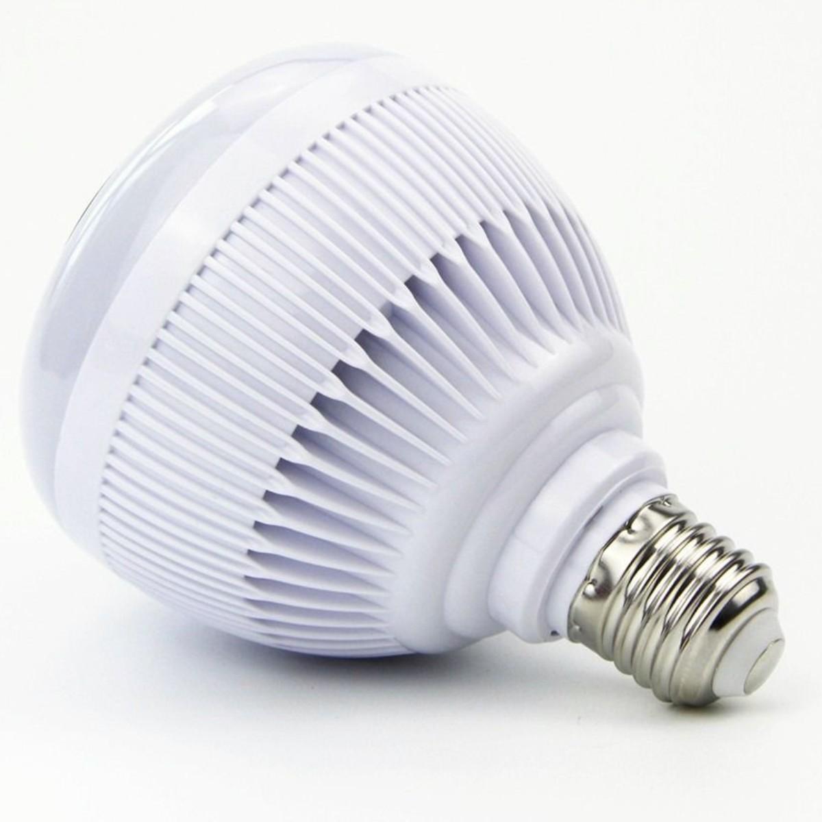 Foto6 - Lâmpada Led Bluetooth Music Bulb Kit 2Un