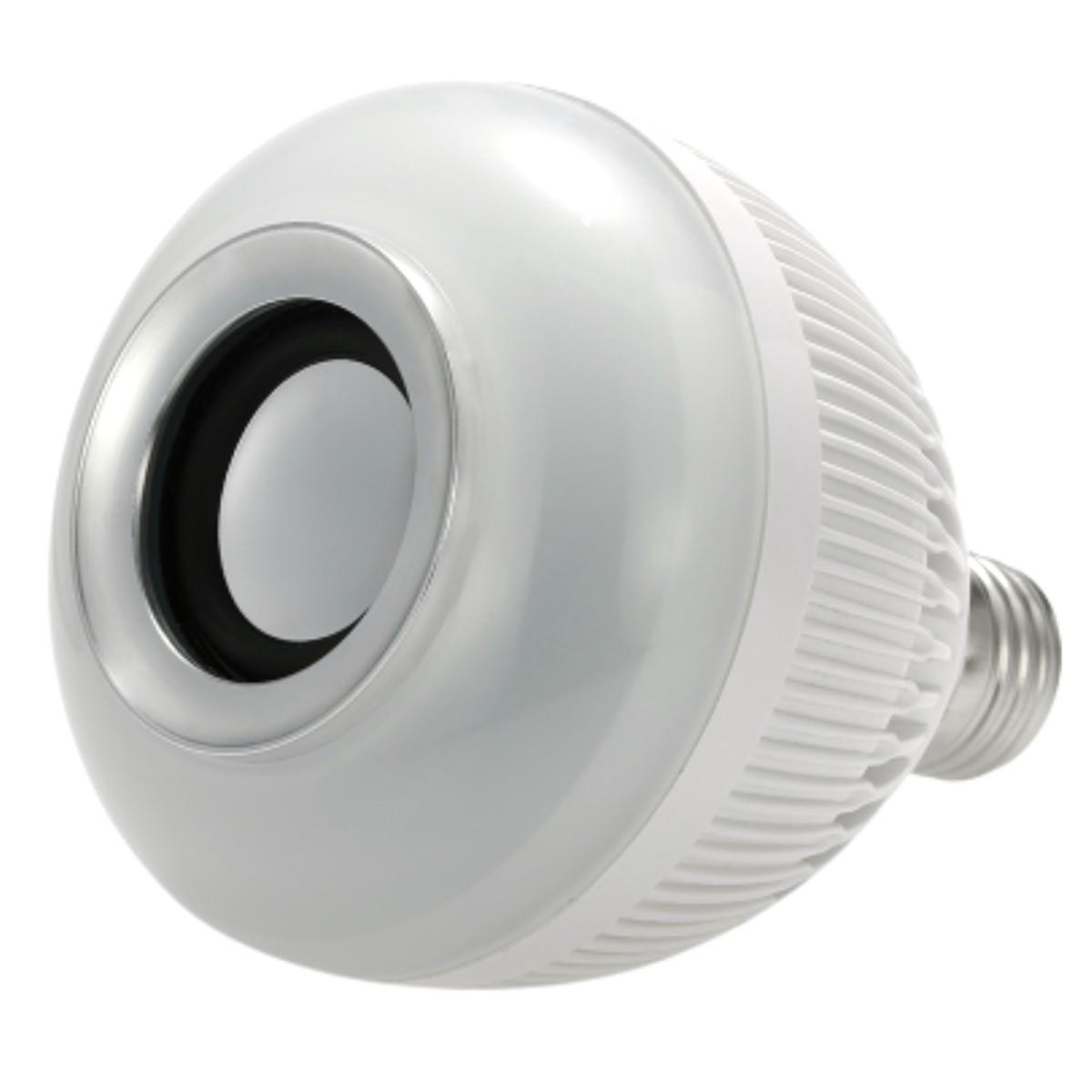 Foto3 - Lâmpada Led Bluetooth Music Bulb Kit 3Un