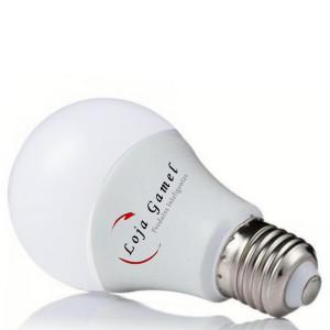Foto7 - Lâmpada LED Bulbo 12w Autodimerizável Luz Branca 6000K Kit 9un