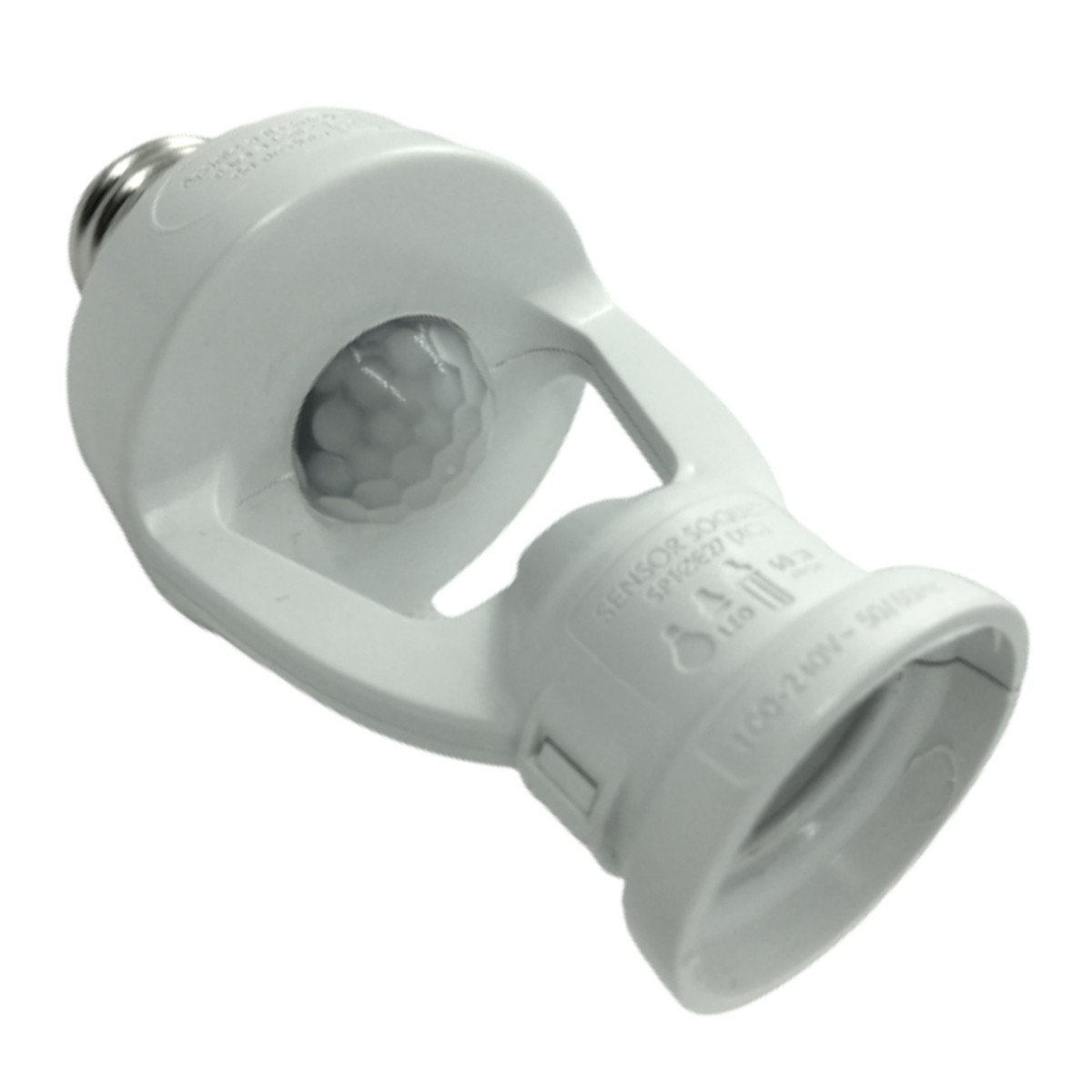 Foto2 - Sensor de Presença Soquete E27 XControl Ajuste de Tempo pelo App