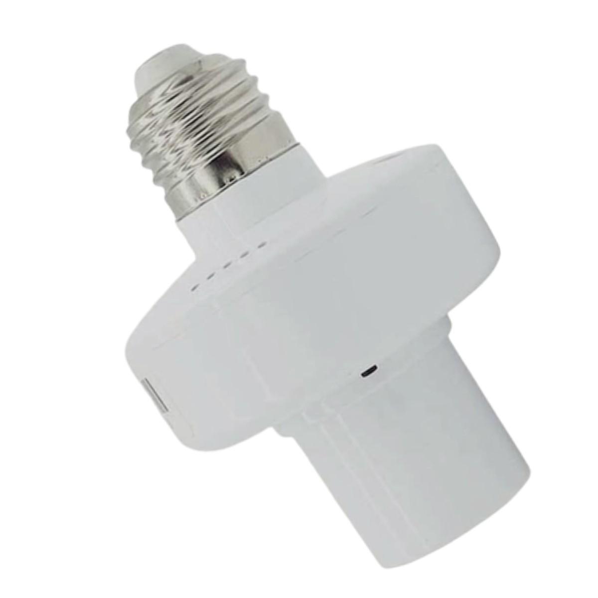 Foto8 - Soquete Inteligente Wi-Fi Kit 2un