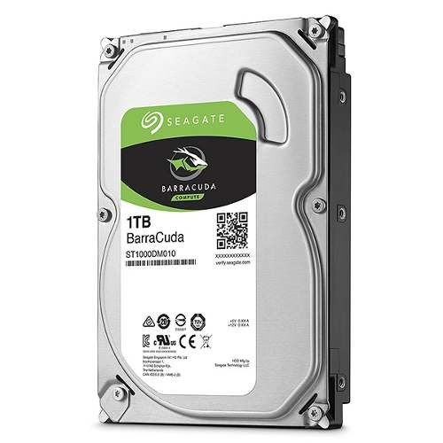 Foto 1 - Hd 1tb Sata 3,5 Seagate 1tera Interno Barracuda 64mb 7200rpm