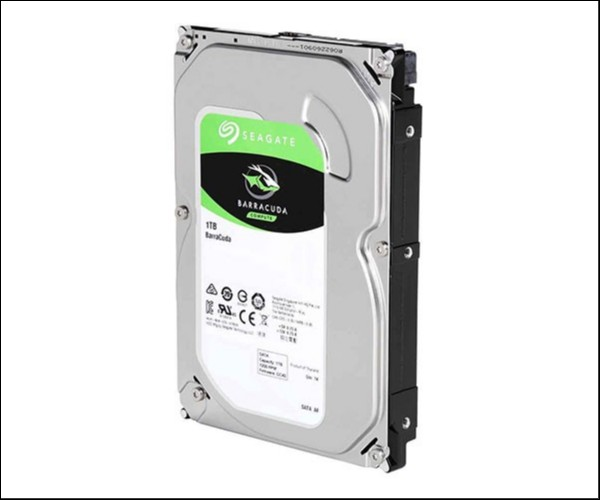 Foto2 - Hd 1tb Sata 3,5 Seagate 1tera Interno Barracuda 64mb 7200rpm
