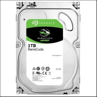 Foto3 - Hd 1tb Sata 3,5 Seagate 1tera Interno Barracuda 64mb 7200rpm