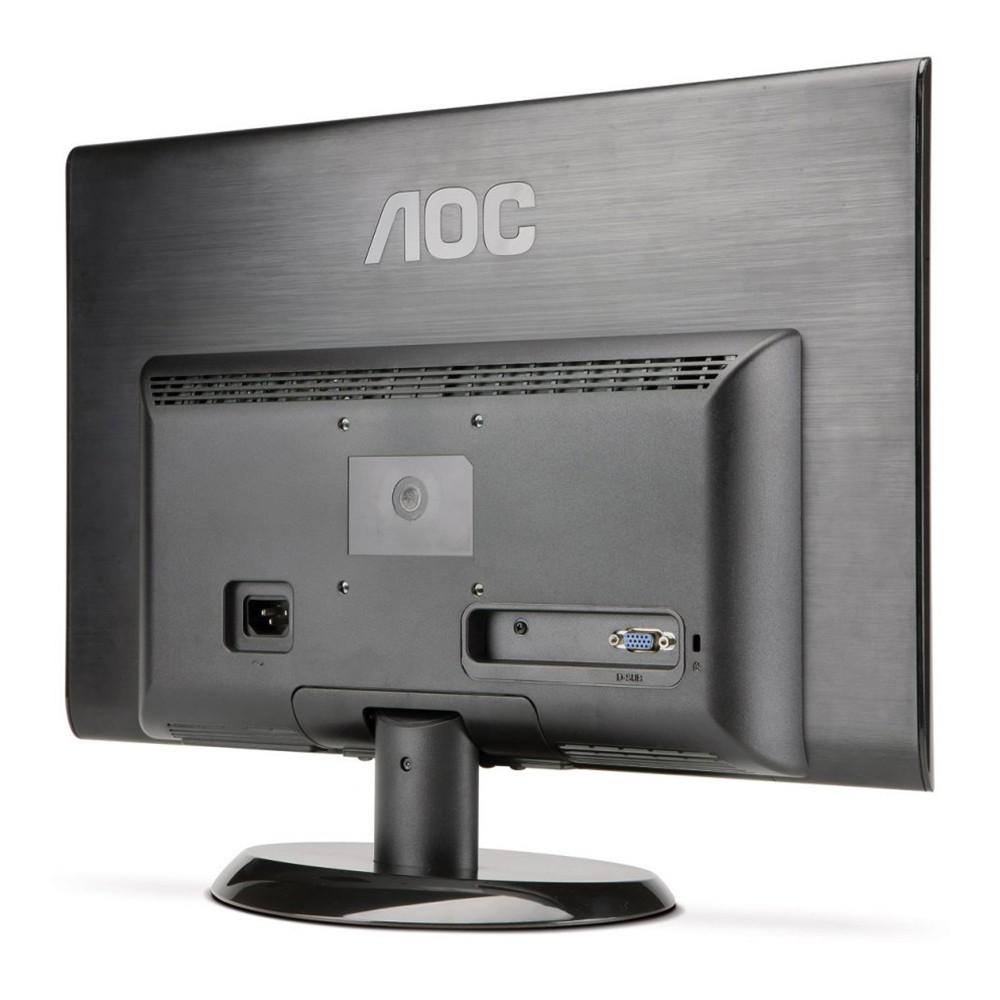 Foto5 - Monitor Led 18,5 Hd Widescreen E970swnl Aoc