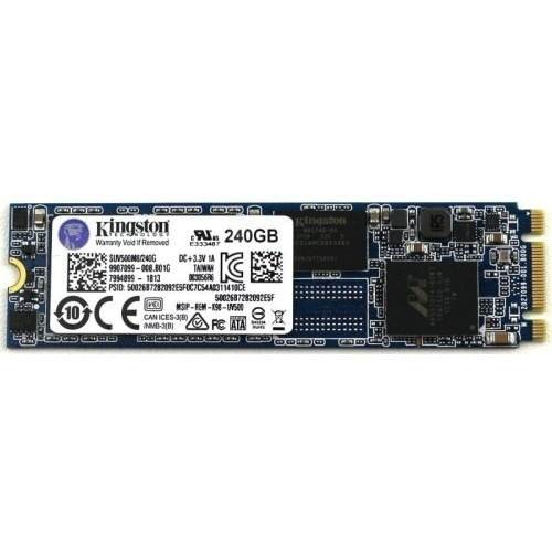 Foto 1 - Ssd Kingston Uv500 M.2 2280 Sata 6 Gb/s 240gb Suv500m8/240g