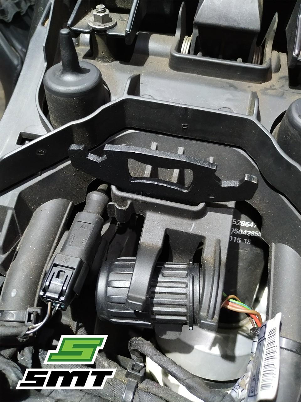 Foto3 - Chave de regulagem suspensão traseira F800GS