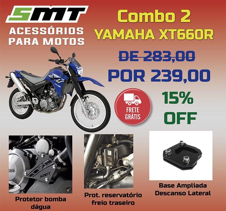 Imagem do produto COMBO#2 - YAMAHA XT660R