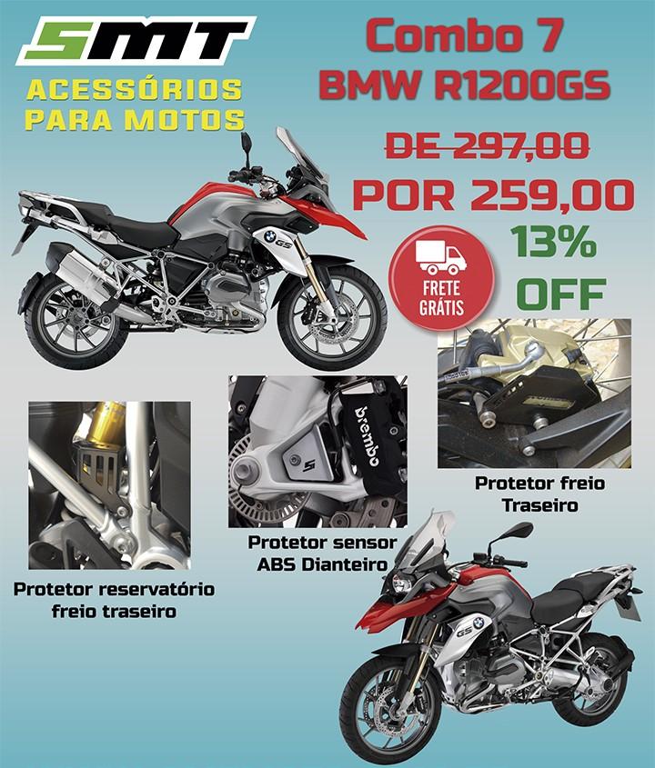 Imagem do produto COMBO#7 - BMW R1200GS