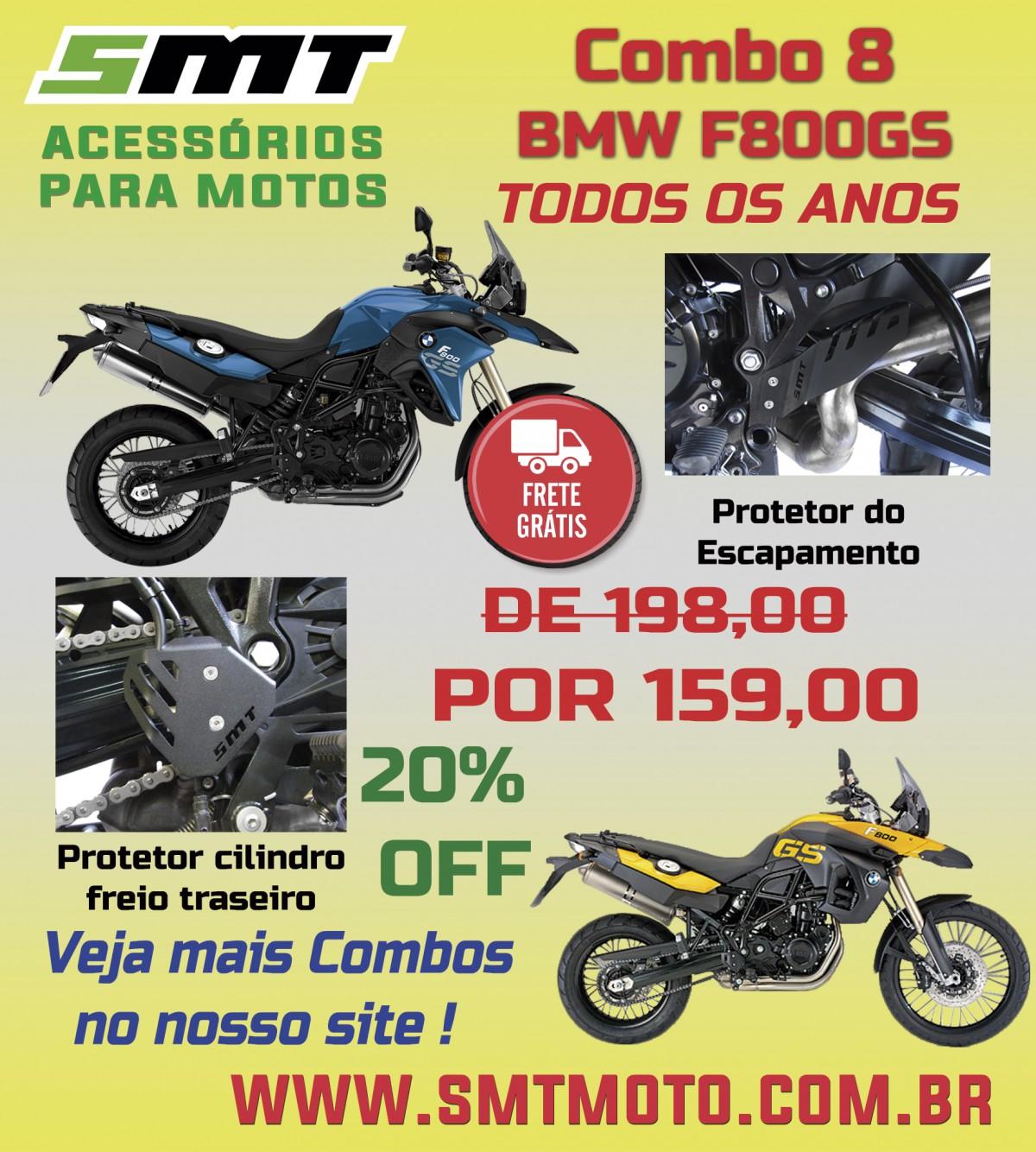 Imagem do produto COMBO#8 - BMW F800GS