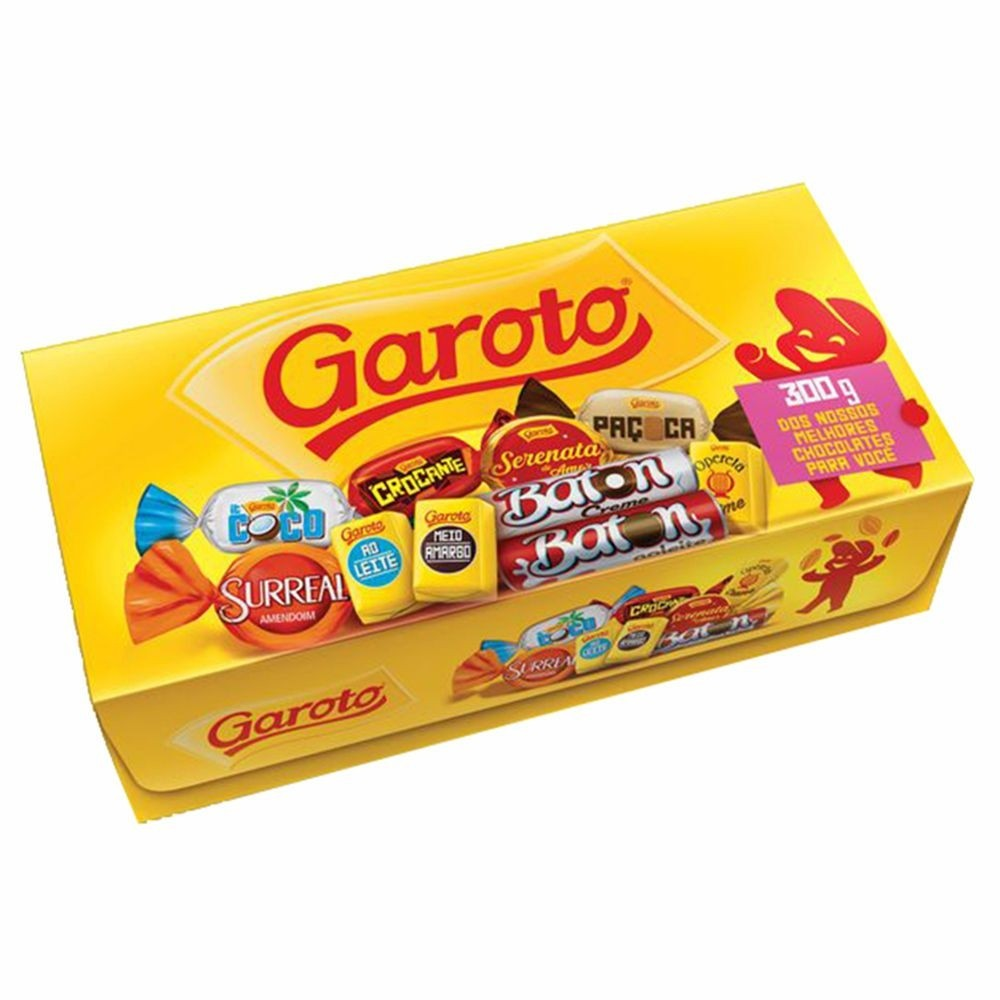 Foto 1 - Bombom Garoto