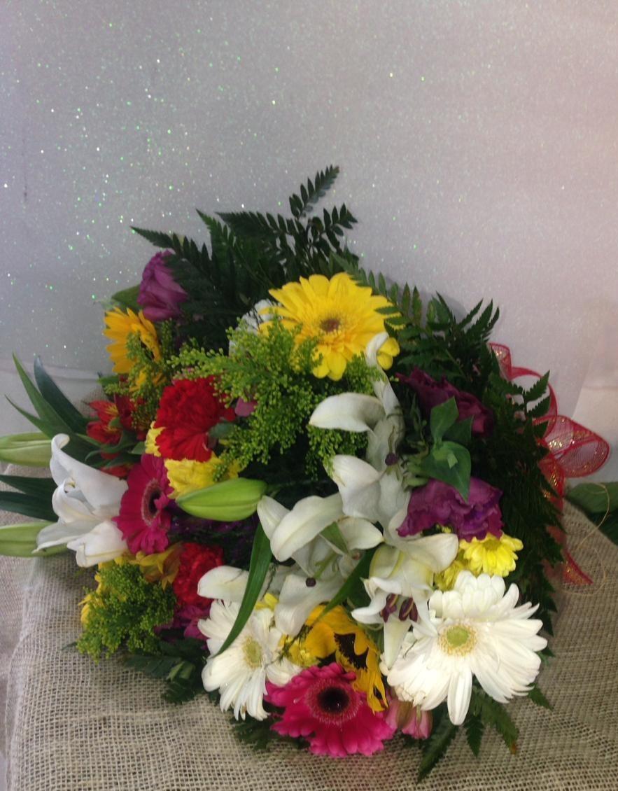 Foto6 - Buquê Tropical Flores Selecionadas