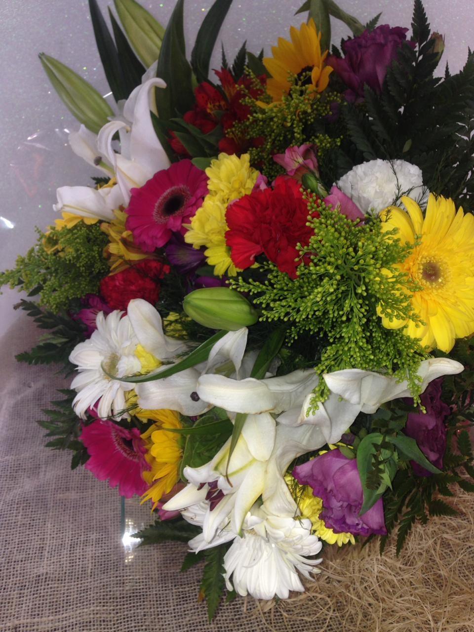 Foto7 - Buquê Tropical Flores Selecionadas